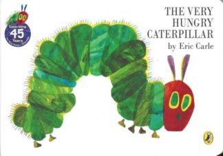 The Very Hungry Caterpillar-Eric Carle