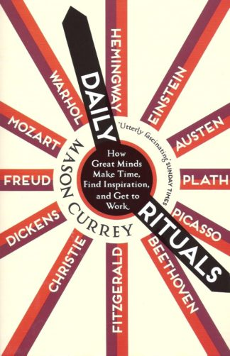 Daily Rituals-Mason Currey