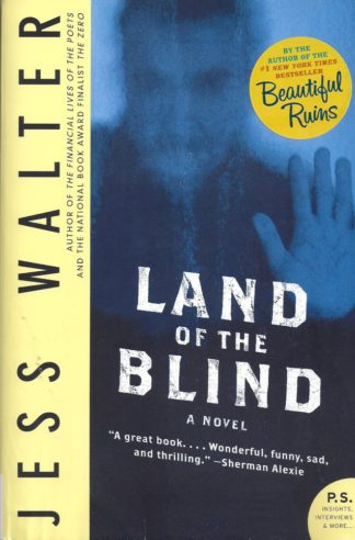 Land of the Blind-Jess Walter
