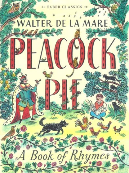 Peacock Pie-Walter De La Mare