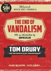The End of Vandalism-Tom Drury
