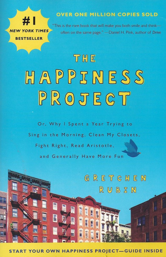 The Happiness Project-Gretchen Rubin