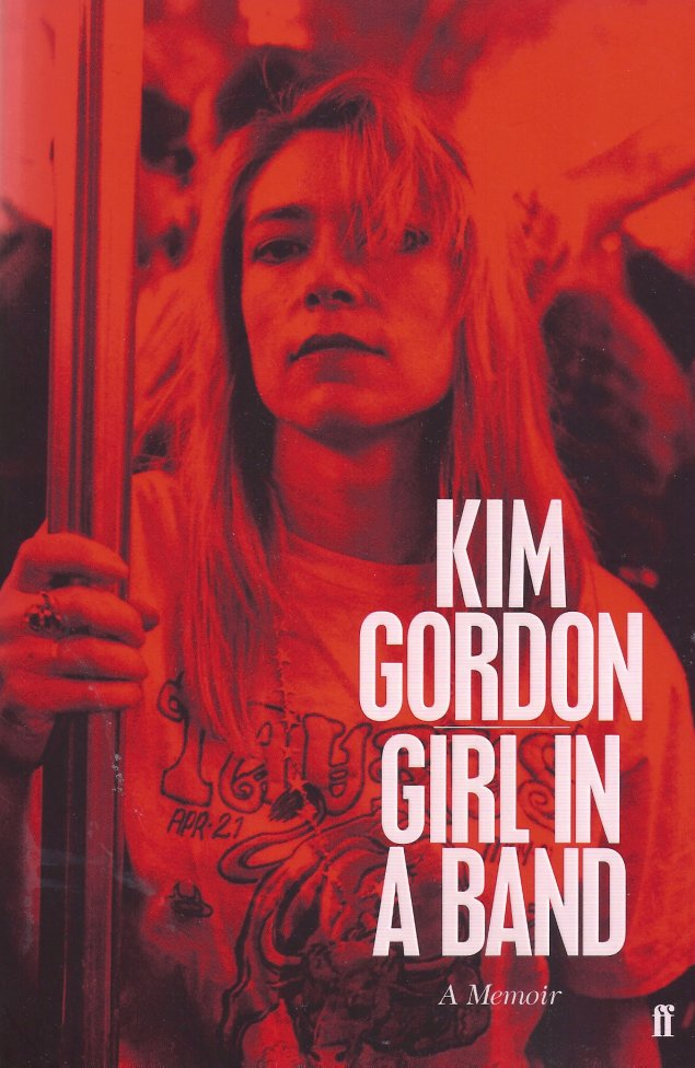 Girl in a Band-Kim Gordon