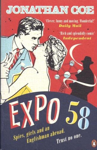 Expo 58-Jonathan Coe