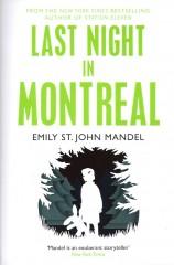 Last Night in Montreal-Emily St John Mandel