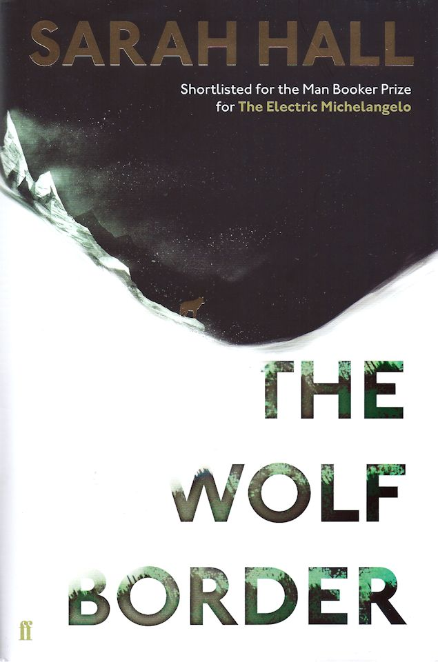 The Wolf Border-Sarah Hall