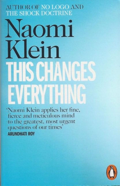 This Changes Everything-Naomi Klein
