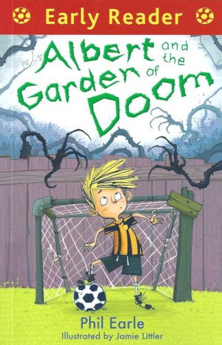 Albert and the Garden of Doom-Phil Earle