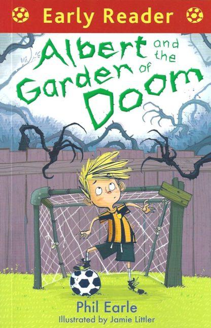 Albert and the Garden of Doom-Phil Earle
