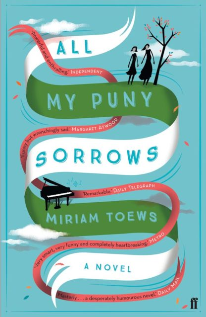 All My Puny Sorrows-Miriam Toews