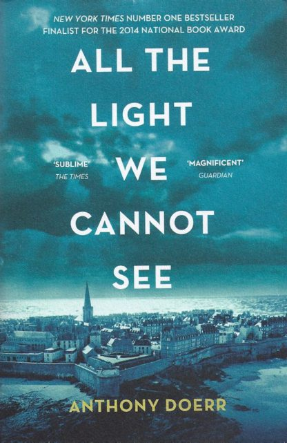 All the Light We Cannot See-Anthony Doerr