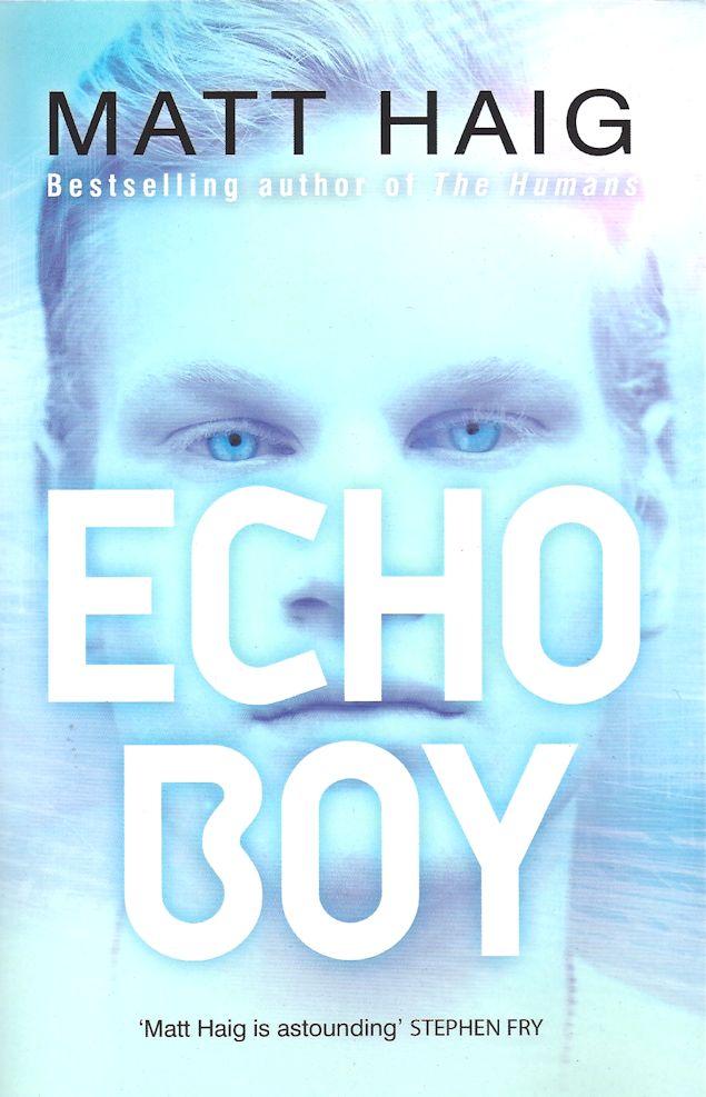 Echo Boy-Matt Haig