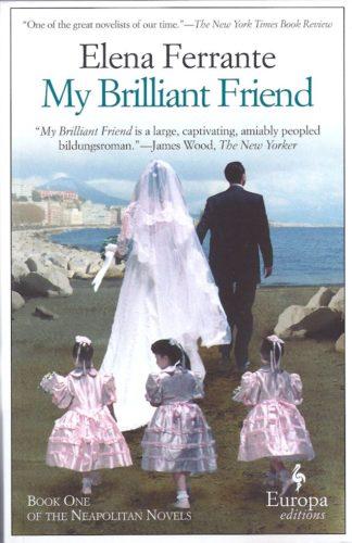 Mr Brilliant Friend-Elena Ferrante