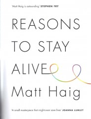 Reasons to Stay Alive-Matt Haig