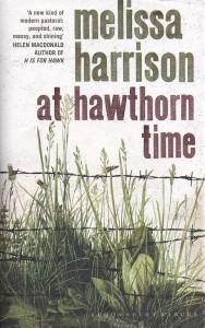 at hawthorn time-Melissa Harrison