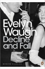 decline and fall-Evelyn Waugh