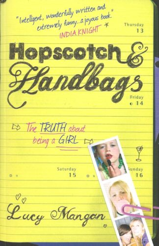 Hopscotch and Handbags-Lucy Mangan