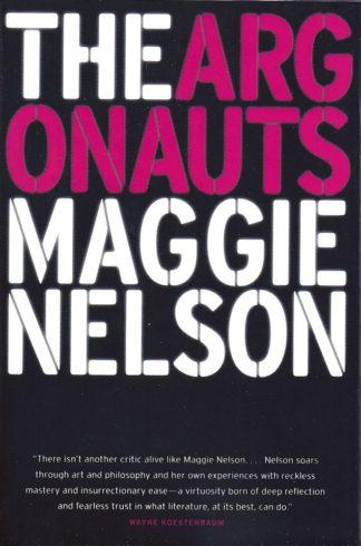 The Argonauts-Maggie Nelson