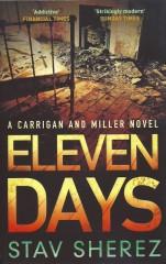 Eleven Days-Stav Sherez