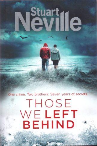 Those We Left Behind-Stuart Neville