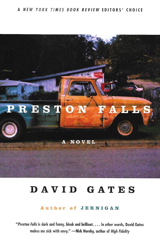 Preston Falls-David Gates