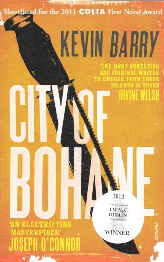 City of Bohane-Kevin Barry