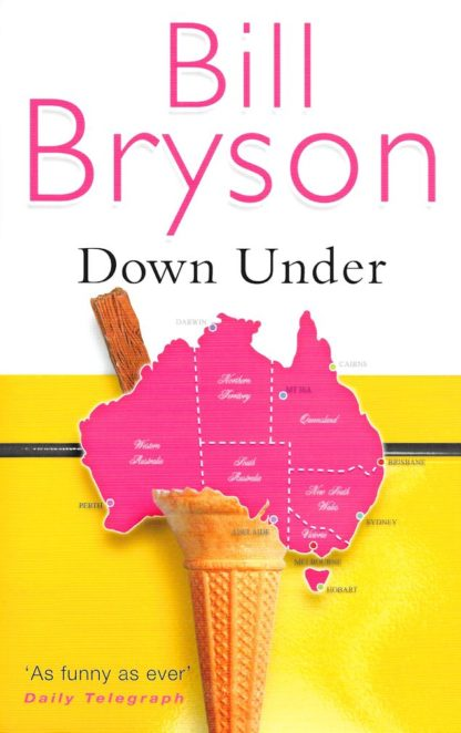 Down Under-Bill Bryson