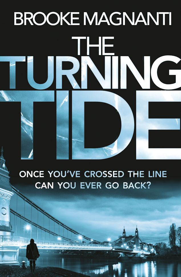 The Turning Tide-Brooke Magnanti