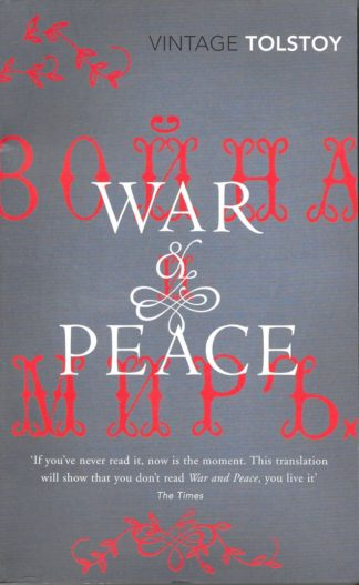 War and Peace-Leo Tolstoy
