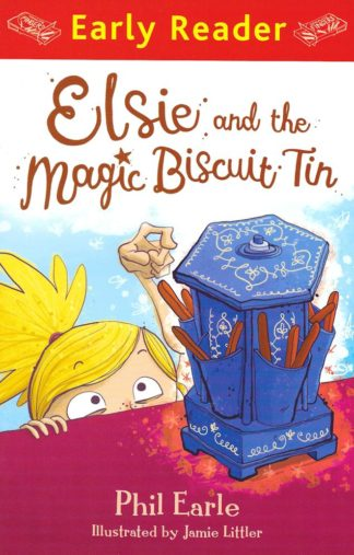 Elsie and the Magic Biscuit Tin-Phil Earle