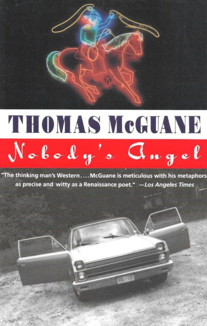 Nobody's Angel-Thomas McGuane