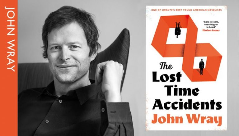 John Wray in conversation with Adam Thirlwell
