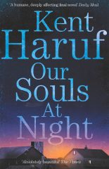 Our Souls At Night-Kent Haruf