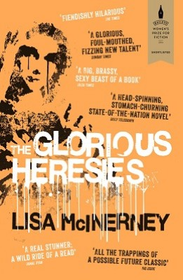 Glorious Heresies-Lisa McInerney