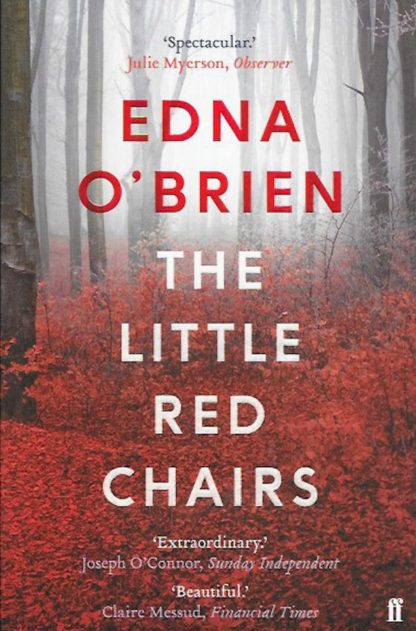 The Little Red Chairs-Edna O'Brien