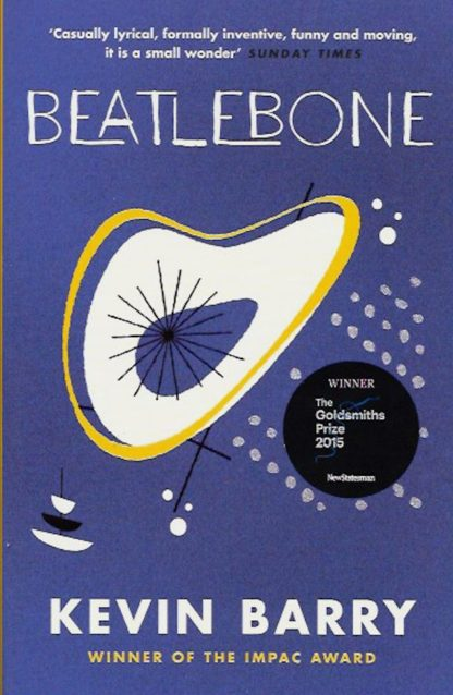 Beatlebone-Kevin Barry