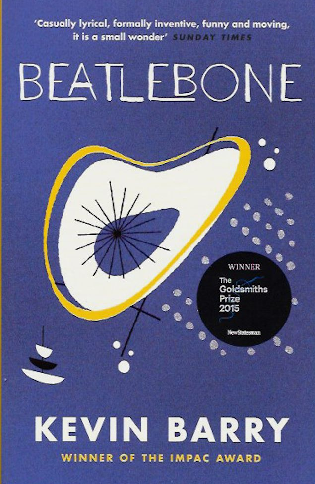 Beatlebone-Kevin Barry