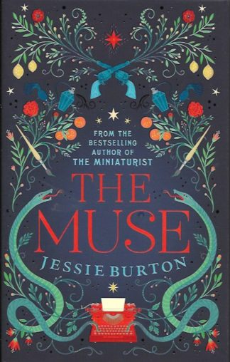 The Muse-Jessie Burton