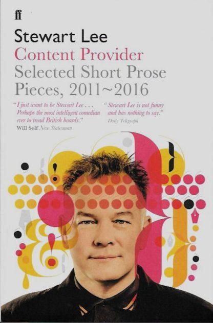 Content Provider-Stewart Lee