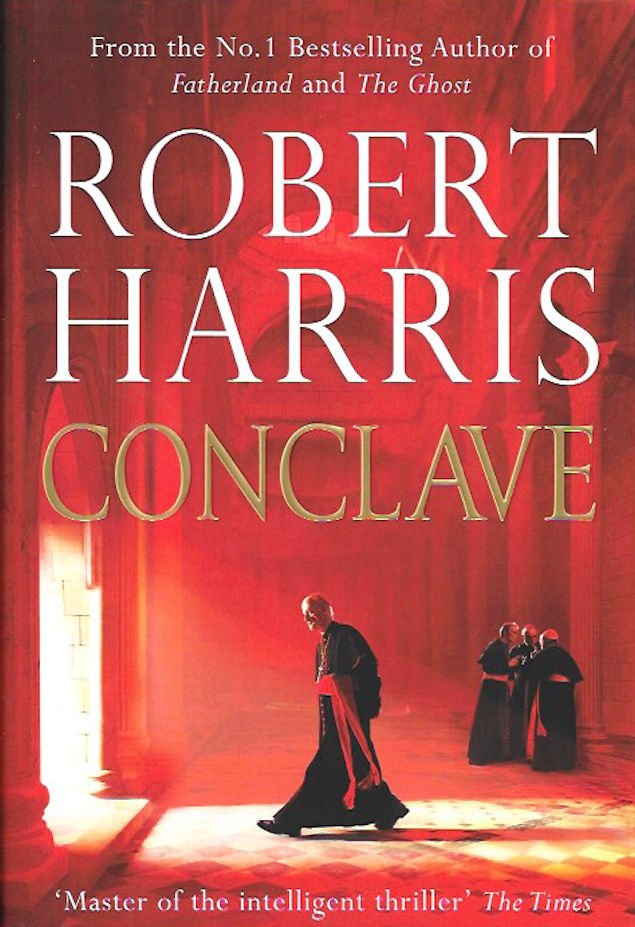conclave-Robert Harris