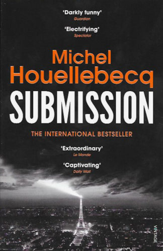 submission-Michel Houellebecq