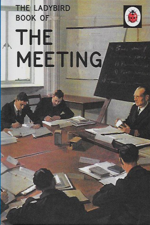 the-ladybird-book-of-the-meeting-Jason Hazeley