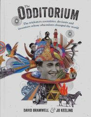 the-odditorium-David Bramwell Jo Keeling