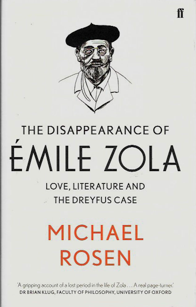 The Disappearance of Emile Zola-Michael Rosen