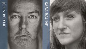Sara Baume and John Boyne reading. @ The Bookseller Crow | England | United Kingdom