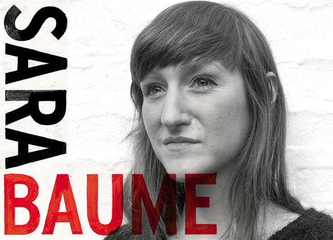 Sara Baume reading A Line Made By Walking