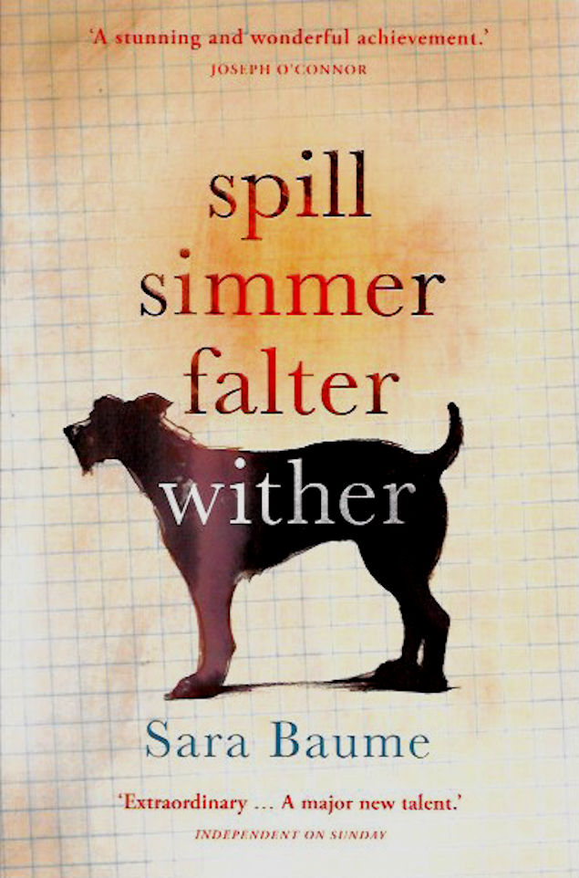 Spill Simmer Falter Wither – Sara Baume
