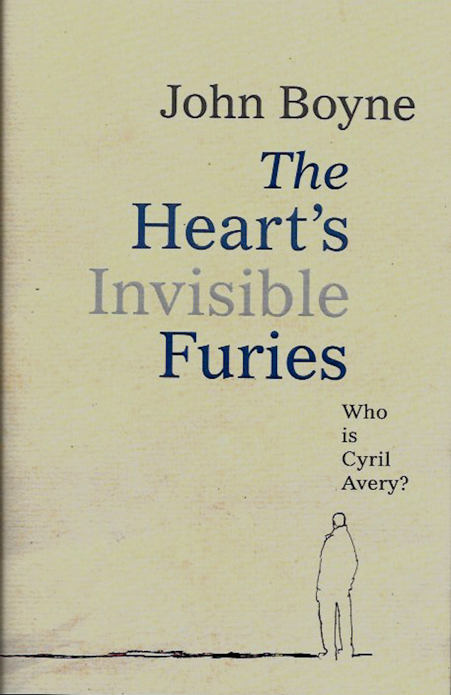 The Heart's Invisible Furies-John Boyne