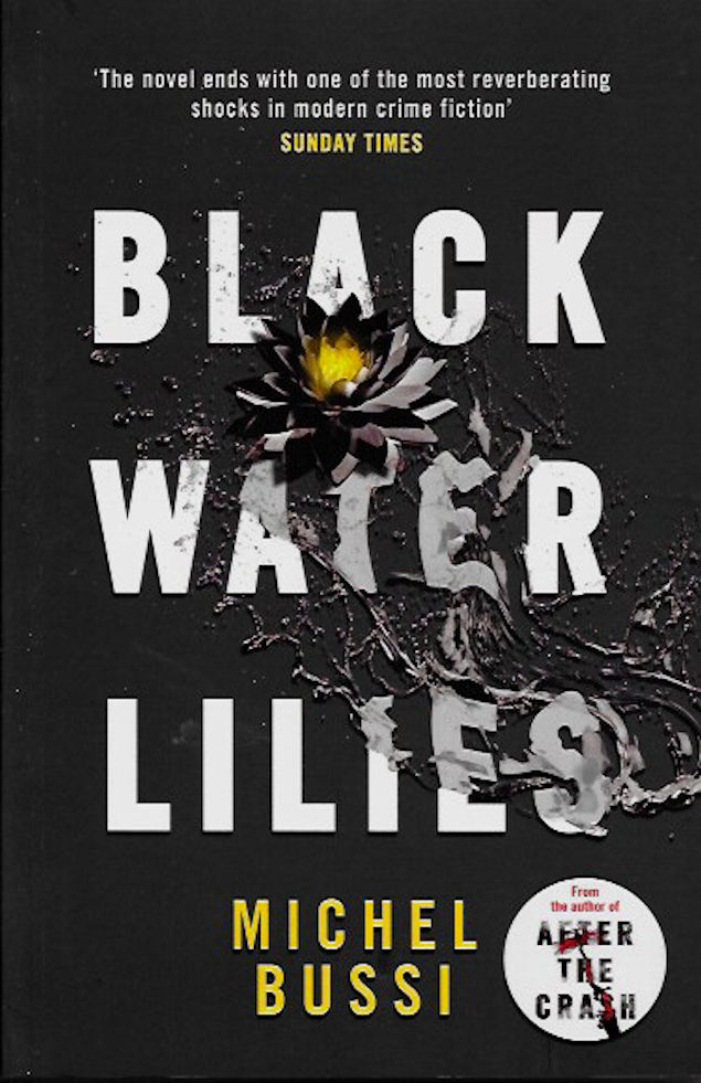 Black Water Lilies-Michel Bussi