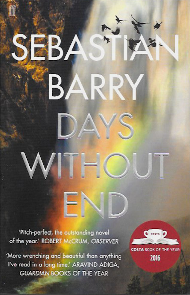 Days Without End-Sebastian Barry